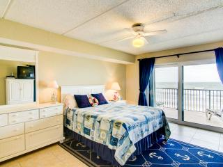 Spectacular Daytona Beach Oceanfront Balcony Views