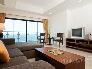 Sea View 3-Bed Apartment in Patong