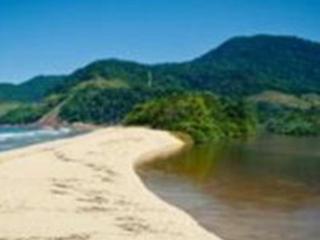 4 dorms com estilo - Praia Deserta, Rio e Mar