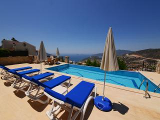 4 Bedroom Villa Baynur Perfect Sea Views Of Kalkan, Antalya