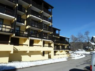 1 Bed Ski Apartment, fabulous views, sleeps 5, Les Carroz-d'Araches