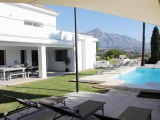 Stunning Architectural 4 Bed Detached Villa & Pool, Puerto Banús