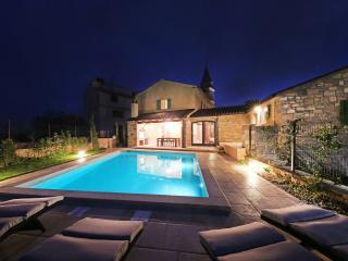 Villa Benvenuti, Motovun