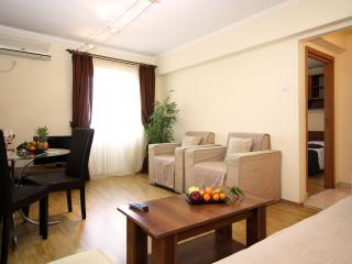 ★★★Quiet apartment rental in the city center, near Hotel Intercontinental, Bucharest