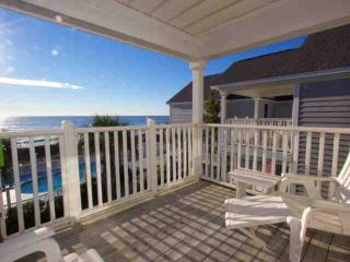 Oceanfront Four Bedroom Beach House at Portofino I, Heated Pool