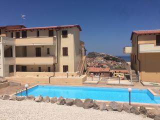 New apartment with amazing sea view, Castelsardo