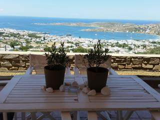 Parikia - Paros seaview Villa