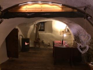 Magnifica taverna in maso restaurato