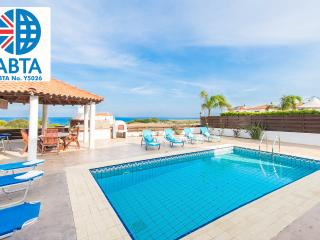 Oceanview Villa 116 - 4 Bed with stunning sea view, Protaras