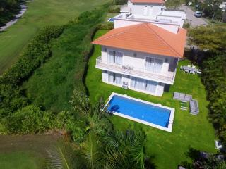 Villa View From the copter