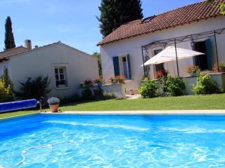Charmante maison provençale avec piscine