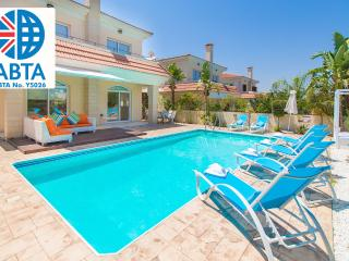 Oceanview Villa 081 - Modern -  Close to the beach, Protaras