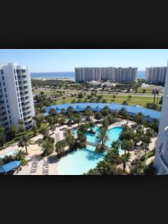 Two full bedrooms rental, Destin