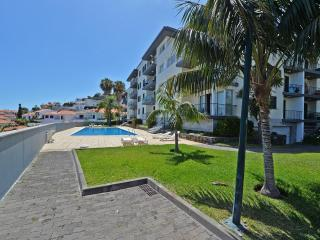 Funchal, LIDO area - Spacious south facing apt, 18 mtr pool & lovely garden