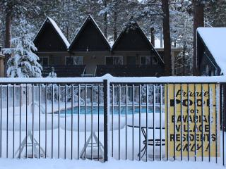 It's Snowing! Hot Tub, 3 Bedroom, Family Friendly, South Lake Tahoe