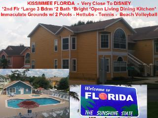 FLORIDA/DISNEY/RENTAL Villas of Island Club Condos, Orlando