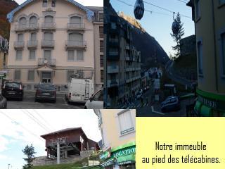 location vacances et cures + WIFI, Cauterets