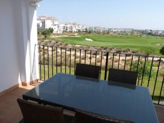 Stunning First Floor Apartment Hacienda Riquelme, Sucina