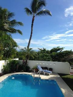 Three Bdrm Casa, Large Pool, View Palapa at Marina Nayarit, La Cruz