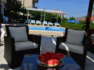 Magnificent sea view apartment, Trogir