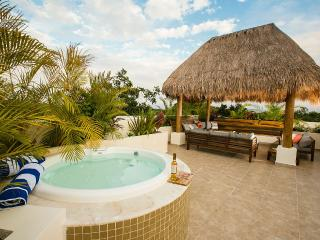 Tulum 2 BR Penthouse with Private Rooftop Patio