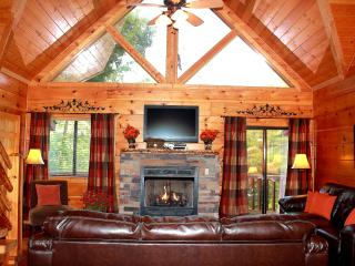 Smokys Retreat~5 min Off Light #3 in Pigeon Forge~Decorated for X-mas 11/10-1/12