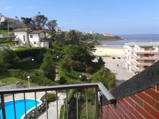 Apartamento con vistas al mar, Suances