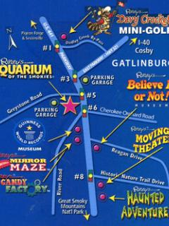 Gatlinburg has to offer is only around 12 miles from the cabin!!