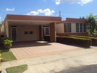 Secluded Beach Air Conditioned House for Rent, Cabo Rojo