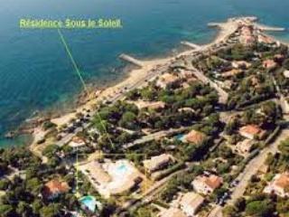 Location villa Cote d'Azur piscine chauffee