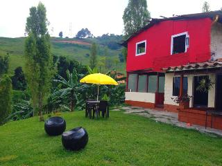 Beautiful 1 bedroom rural area 10 min to medellin, Medellín