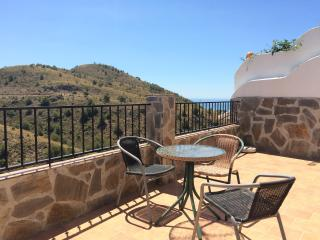 NAC 1. Axarquia 1.WIFI. MOUNTAINS VIEW., Frigiliana