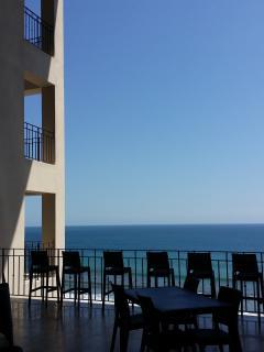 Enjoy beautiful ocean views