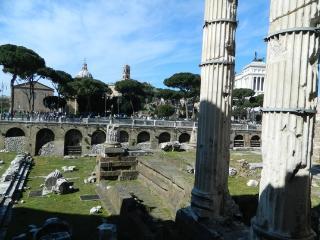 Casa Iulia Lucretia @ Coliseum/Imperial Forums, Roma