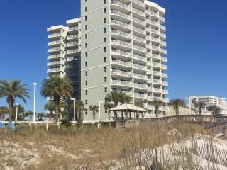 Affordable beachside 2 BR family condo, Orange Beach