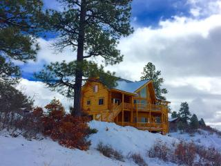 Luxury Cabin: $995/wk* OCT/NOV LAST MINUTE SPECIAL, Pagosa Springs
