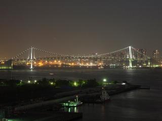 #8 - Tokyo bay, Rainbow bridge, Ginza, Chūō