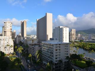 In the Heart of Waikiki, Honolulu