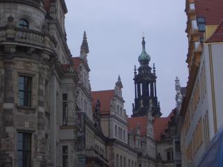 Wohnung am Alaunplatz Dresden