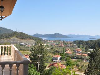 Panoramic Seaview, ideal for small families, Gocek