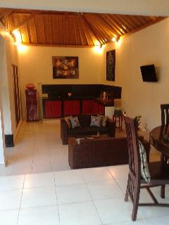 One bedroom villa with pool in penestanan, Ubud