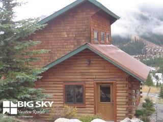 Washaki Cabin, Big Sky
