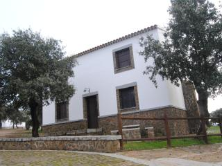 Parque San Martín: Casa de la Encina, Añora