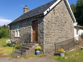 Old Schoolhouse near Glencoe, Kentallen