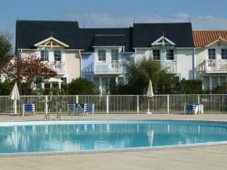 Maison 5 pers au sud face au golf & piscine, Talmont-Saint-Hilaire