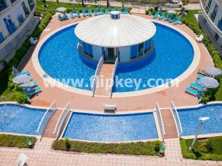 Luxury 2 bedroom apartment excelent for the families in Melda Palace, Antalya