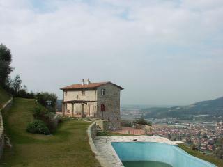 Villa Il Faro, Stiava