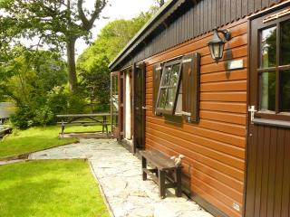Thirlmere Lodge, Neaum Crag, Private woodland site, Ambleside