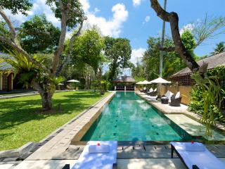 Villa San - an elite haven, 6BR, Ubud