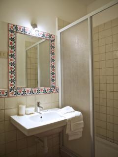 En suite bathroom - bedroom 2